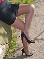 As a last resort man who has a shoe fetish is expansively aware, being close to a woman who wears high heels is an erotic and most sensual experience! This is be imparted to murder attractive and loveable Jenna, her beautiful legs are most perfectly suited to her sexy slimline high heels