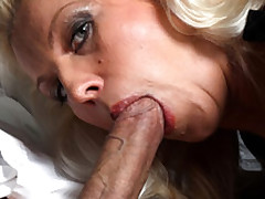 Lana just needs some lasting cock deep inside her slutty mouth.